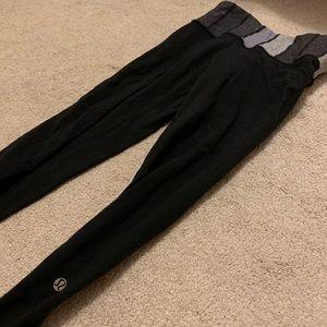 wunder under size 2 black full length nulu